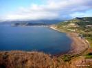 Strand von Turas, nahe Bosa und Bosa Marina