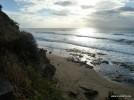 Die Steilküste von Porto Alabe