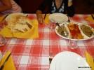 Hirtenessen im Bauernhof Nautilus , Vorspeisen