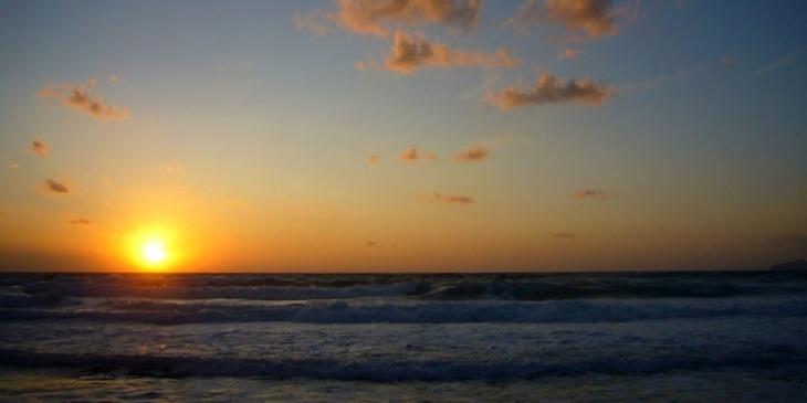 Strand von Porto Alabe, Westkueste, Sardinien