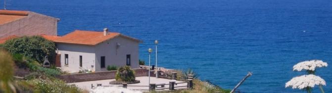 Dpomenico, Fischerhaus in Porto Alabe