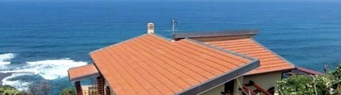Sardinien, Ferienhaus Tramonto in Noesala am Meer