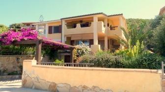 Sardinien, Porto Alabe, Ferienhaus Pina