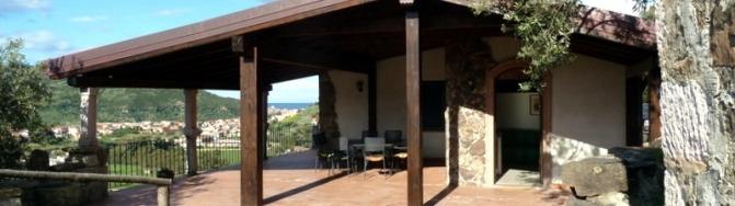 Sardinien, Bosa, Pferdehof Piccolo Paradiso, Studio mit Terrasse