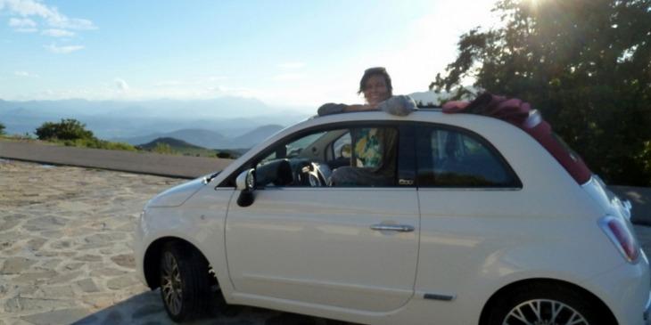 Autoverleih - mit dem Leihwagen über die Insel