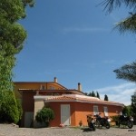 Landhaus Villa Nunzia, Motorradfahrer herzlich willkommen