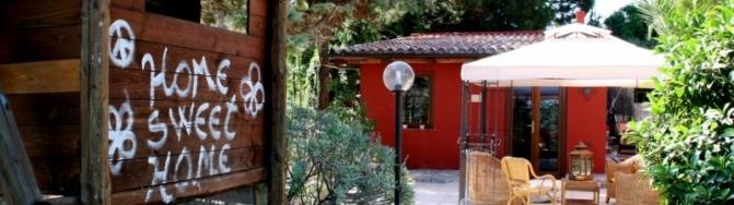 Ferienhaus im Garten, Casa di Paola