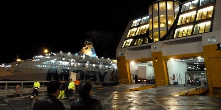 Reedereien, Fähren