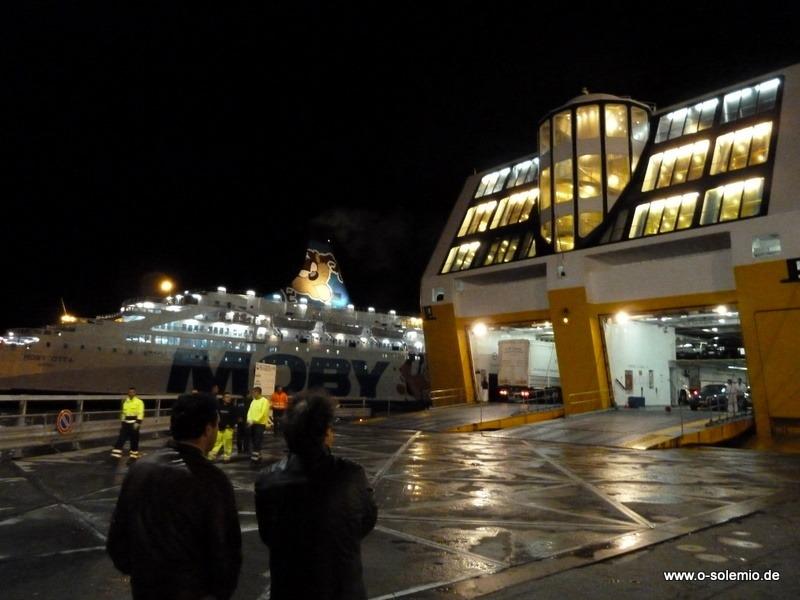 Reedereien, Fährverbindungen