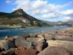 Sardinien Bosa Marina Temo