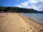Sardinien bosa marina strand