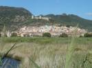 Sardinien, Bosa am Fluss Temo