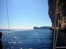 Sardinien, Alghero, Segeltour rund ums Capo Caccia