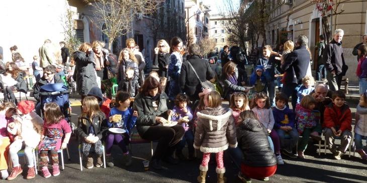 Befana 2014, Rom