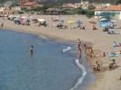 Sardinien, Bosa Marina am Meer
