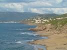 im Hügelgebiet hinter Porto Alabe