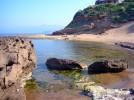 sardinien-porto alabe, strand