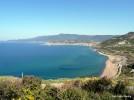 Sardinien, Sa Lumenera, Blick, Turas, Bosa Marina