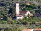 Sardinien, Bosa, Piccolo Paradiso Umgebung, Kirche San Pietro Extramuros