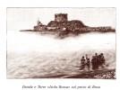 Fanale e Torre Isola Rossa sul porto di Bosa