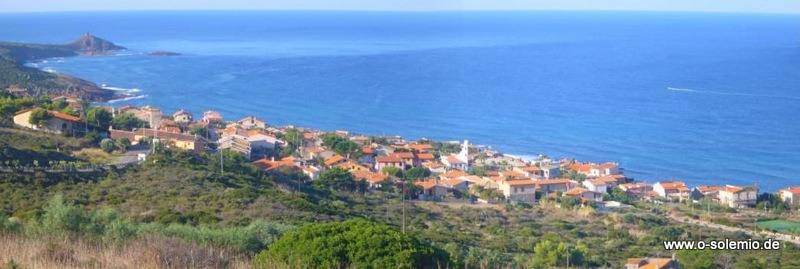 Panorama Porto Alabe