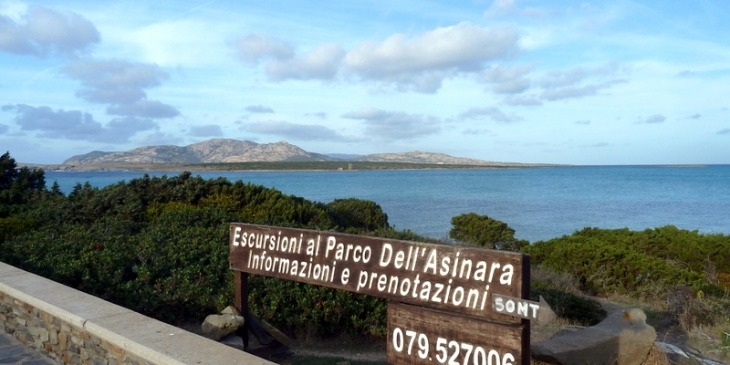Nationalpark Asinara