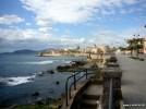 Alghero, Promenade am Meer