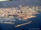 Flug über Sardinien, Alghero