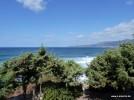 Casamare: Blick aus dem Wohnzimmer
