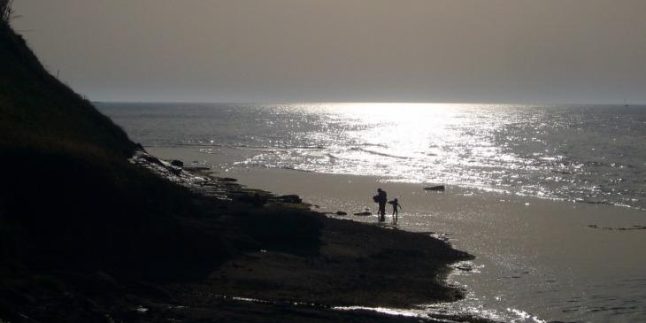 La Ciacca am Meer, Mai 2008