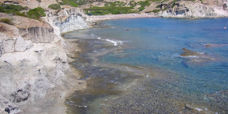 Strand von Torre Argentina, zwischen Bosa und Alghero