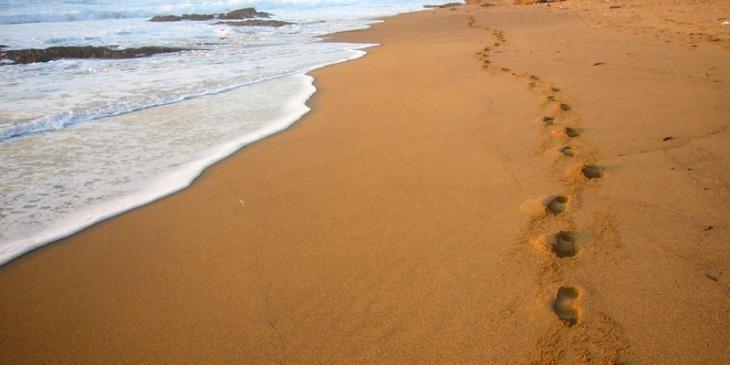 Strand von Porto Alabe
