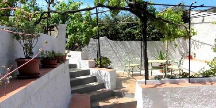 Casa Mandorla im Weinberg