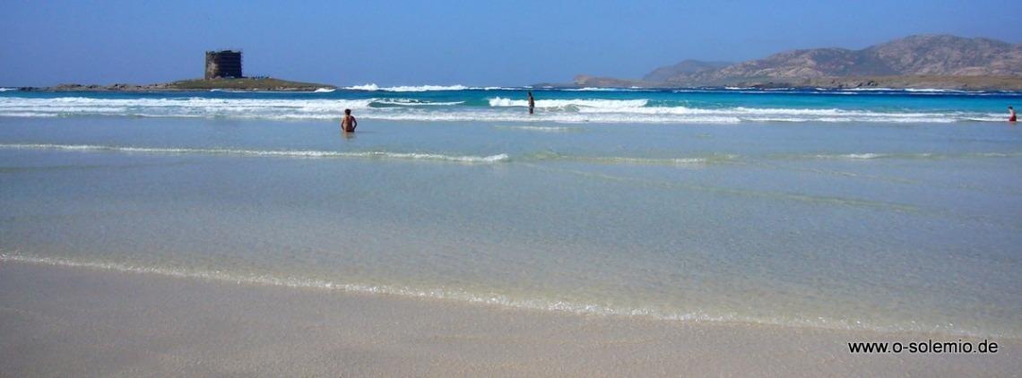 Strand von Stintino