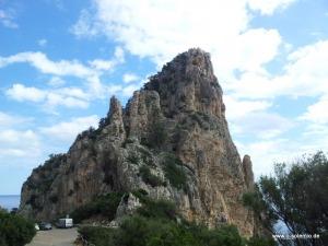 Sardinien, Ogliastra, Comune Baunei, Pedra longa