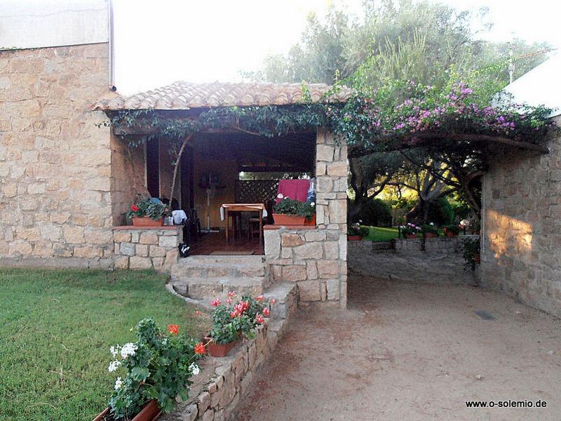 Villa Tancau Santa Maria Navarrese