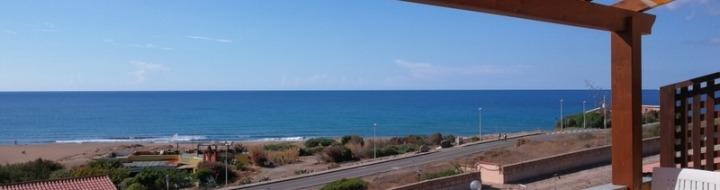 Balkon mit Meerblick, Fenster zum Meer