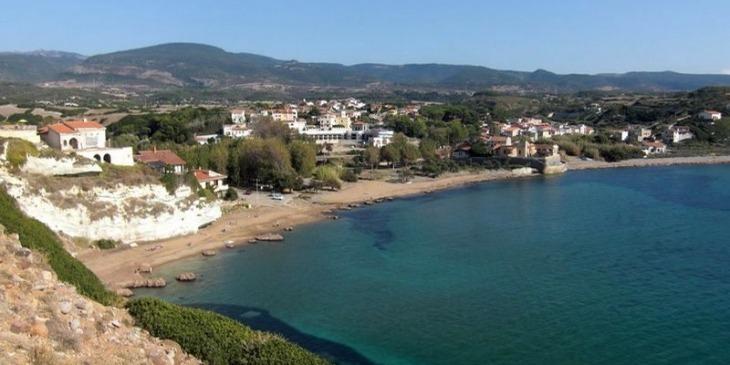 Ferienwohnung Gelsomino, Strand von Santa Caterina di Pittinuri