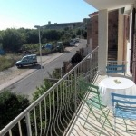 Ferienwohnung Gelsomino, Balkon mit schönem Blick