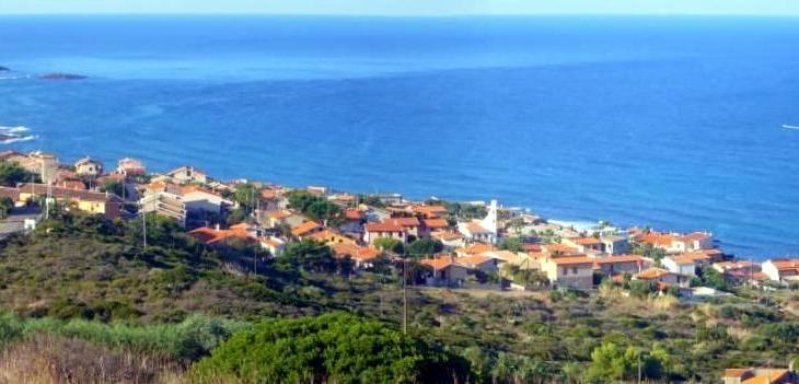 Urlaub an der Westküste, in Porto Alabe