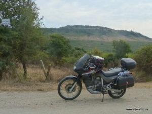 Verkehrsregeln auf Sardinien, Parken am Straßenrand