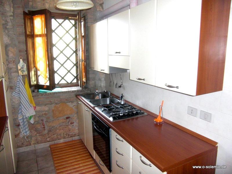 Küche, Landhaus Cabras Oleificio