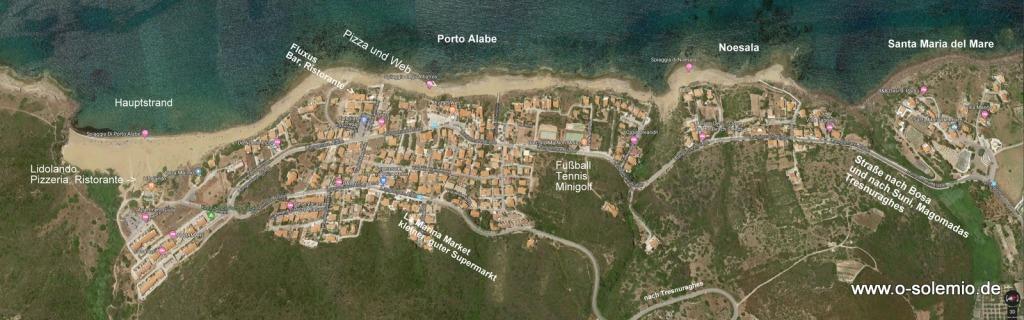 Porto Alabe und die Möglichkeiten