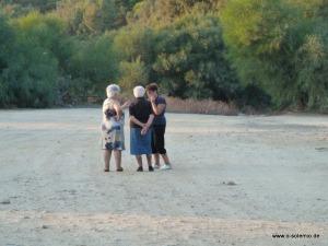 Chiaccherare, eine beliebte Beschäftigung in Sardinien
