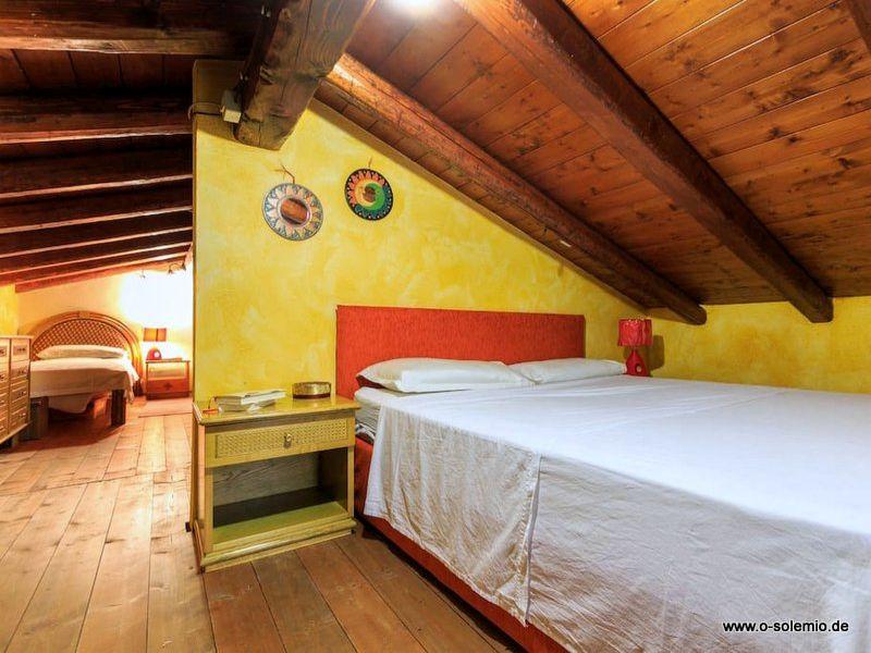 Schlafzimmer Auf Der Empore