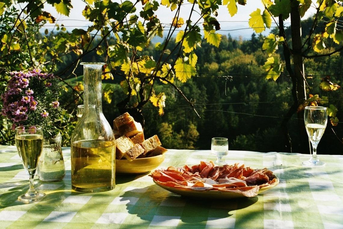 Genuss mit Vermentino und köstlichem Sardischem Schinken