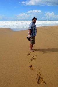 Abschied vom Meer