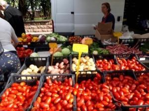 Markttag in Bosa