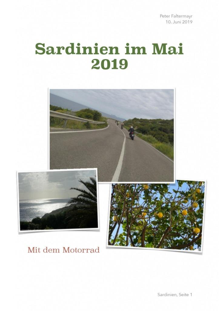 Für Motorradfahrer ist der Mai auf Sardinien perfekt