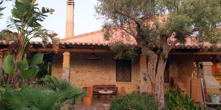 Landhaus in Cabras